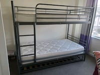 Brand new assembled ikea bunk bed (4 months) Lakewood Township, 08701