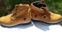 Brand new leather Tmberland men's size 10  ankle boot. Toronto