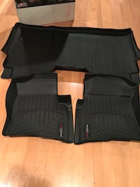 Weathertech mats for Ford F 150