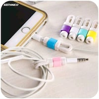 Cable Protector For iphone earphones Toronto, M1G 2C7
