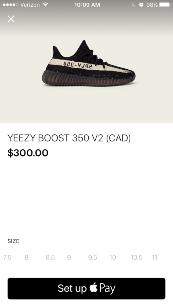 f9a93eb44 Used yeezy boost 350 v2 cad 300 dollars for sale in New York - letgo