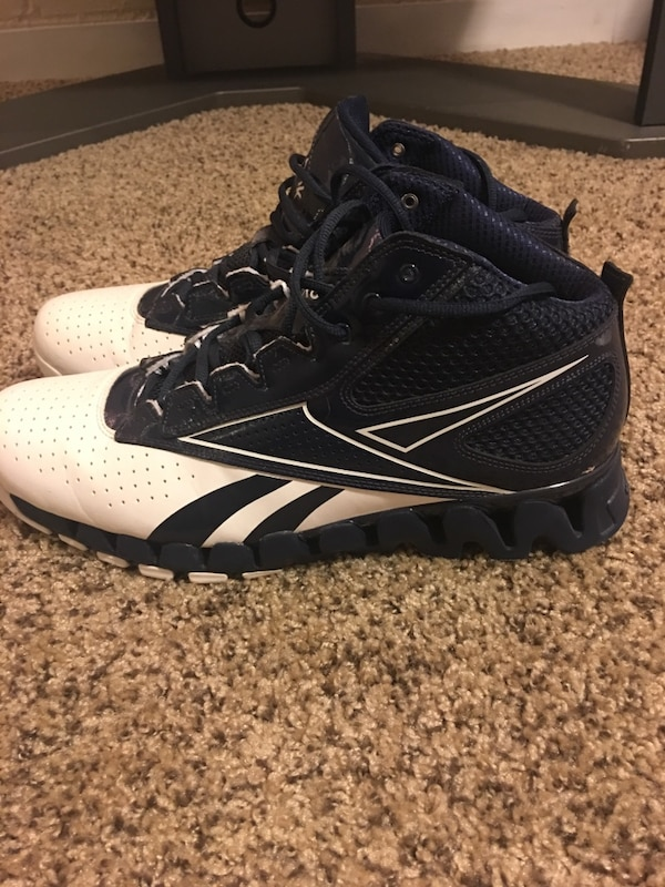 cee9470379dc6a Used Never worn Reebok zig tech size 14 shoes for sale in Saint ...