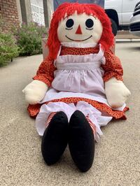 Large Raggedy Anne Doll Garden Grove, 92845