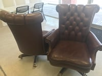 110% executive leather chairs Jacksonville, 32225