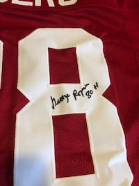 1980 Heisman trophy player George Rogers signed jersey Game day greats. Dexter, 48130