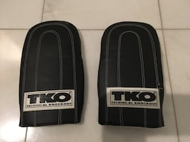 TKO technical knockout gloves