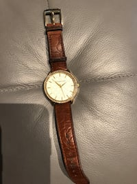 Michael Kors brown leather watch Toronto, M4E 3S5