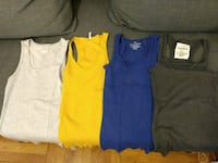 Four sleeveless tops for women  Bronx, 10467