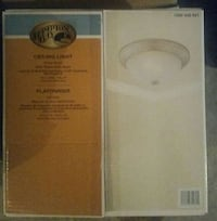 Ceiling light(2) brand new in box  Bowmanville