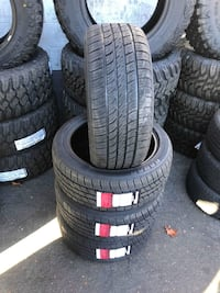 235/40R19 SET OF 4 TIRES ON SALE WE FINANCE NO CREDIT NEEDED  Concord, 94518
