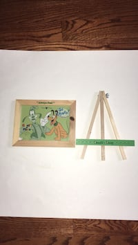 Walt Disney Picture Wood Frame With Easel Toronto, M4C 4B8