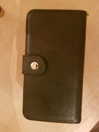 black leather wallet with phone case S7 (Samsung)  Markham, L3T