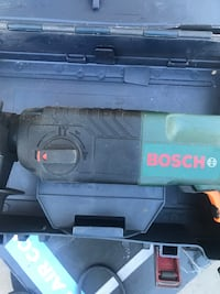 black and green Bosch power tool Los Angeles, 91352