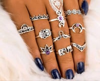 RING SET 10 PIECE Calgary, T3N 1B5