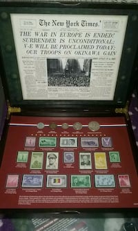 Stamp & Coin collection Robertsville, 63072