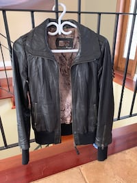 Aritzia leather jacket Vancouver, V7X 1M7