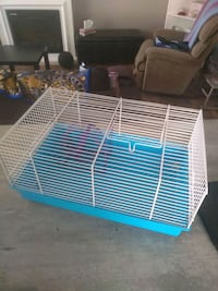 Hamster cage with wheel Calgary, T3B 1S9