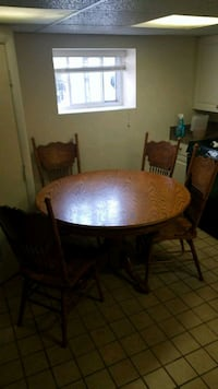 kitchen table with four chairs dining s Towson, 21286