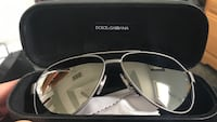 Dolce & Gabbana aviator sunglasses Mc Lean, 22101