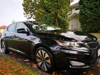 2013 Kia Optima SX - Very Low KM - Clean Title  Vancouver