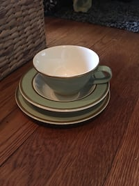 Coffee place setting