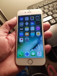 White Iphone 6 16 GB - Rogers - $230 firm