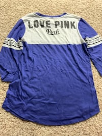 Pink 3/4 sleeve shirt  Williamsport, 21795