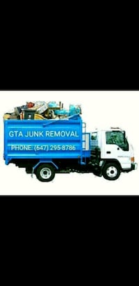 Small Junk Removal Cheap Rate, Toronto, Markham, R Toronto