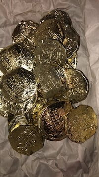Pirate coins (fake) Clarksburg