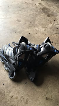pair of black-and-gray inline skates Reston, 20191