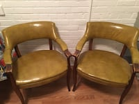 Set of vintage chairs  Bethesda, 20814