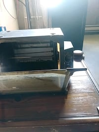 black and gray toaster oven Sherbrooke, J1C 0A1