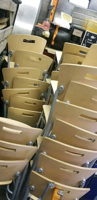 14 chairs lot selling as a lot of 14! Calgary, T2A 5R5