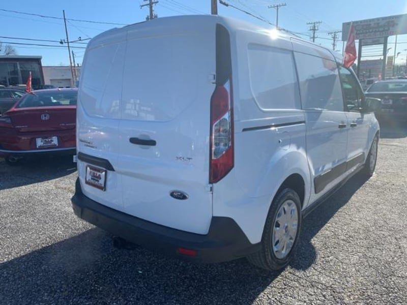 2016 Ford Transit Connect XLT 15