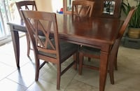 Dining table and chairs Laval, H7G 4E8