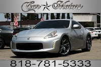 2013 Nissan 370Z 2dr Coupe Automatic North Hollywood
