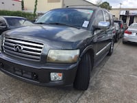 2006 Infiniti QX 56. With a third row seat Kenner