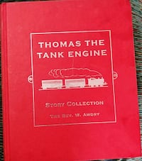 Thomas the tank engine storybook collection Toronto, M6M 1X3