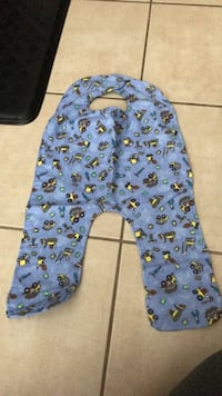 blue and black animal print footie pajama Guelph/Eramosa, N0B