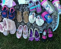 Girl Baby/Toddler Clothes and Shoes Cleveland