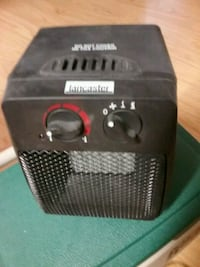 black and gray and black portable speaker Sainte-Marthe-sur-le-Lac, J7P 0B4