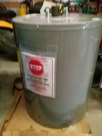 Electric hot water heater 38gal low
