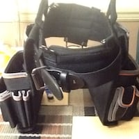 Men's size large tool belt Port Moody, V3H