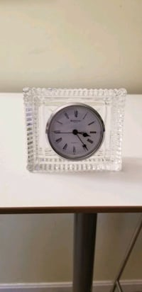 Waterford crystal clock  Springfield, 22152