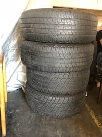 Selling used tires 30 each or 120 for all Lynwood, 90262