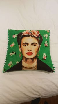 Frida deco pillow  Toronto, M4C 1L2