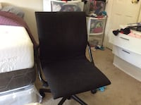 Black desk chair Hyattsville