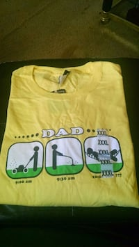 World's Greatest Dad T-SHIRT Centreville, 20120