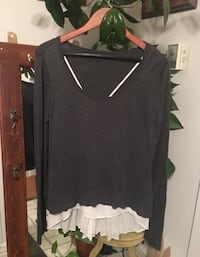 Nwot GUESS sweater w/ attached cami Prince Albert, S6V 0W3