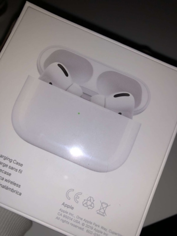 Apple AirPods Pro (uåpnet) 1